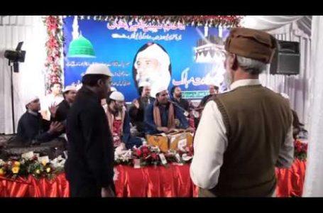 Jashan-e-Waladat Murshid Kareem Qilla Marriage hall Part 03